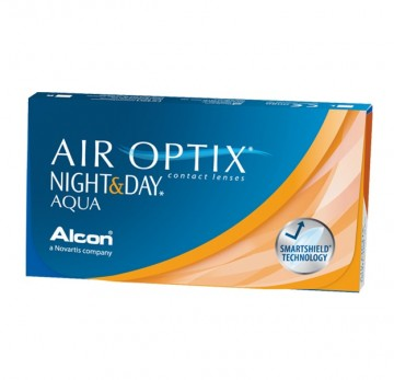Air Optix Aqua Night & Day (3 Lenti)