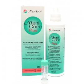 Meni Care Plus 250 ml (Con Portalenti) immagini
