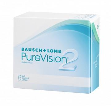 PureVision 2 HD (6 Lenti)
