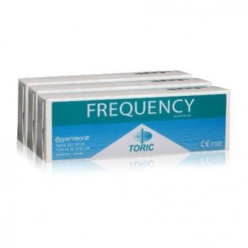 Frequency 1 Day Toric (90 Lenti)