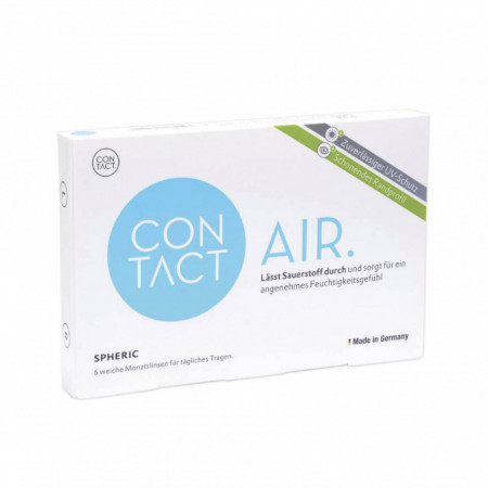 Contact Air Spheric (6 Lenti)