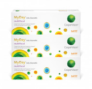 MyDay Daily Disposable Multifocal (90 Lenti)