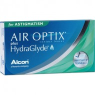 Air Optix Plus HydraGlyde For Astigmatism (6 Lenti)