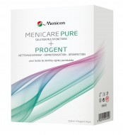 Meni Care Pure 50 ml + Menicon Progent