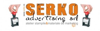 Atelier STAMPILE pe loc alfstamp by SERKO Adv., tus, tusiere, datiere, numaratoare