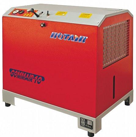 GOMMAIR 10-13, Motocompresor stationar 800 l/min