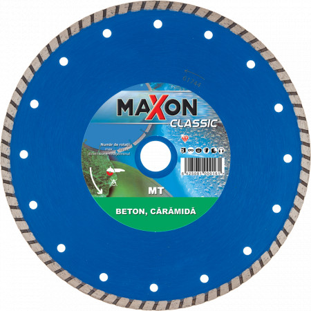 Maxon Segmentat MT Classic