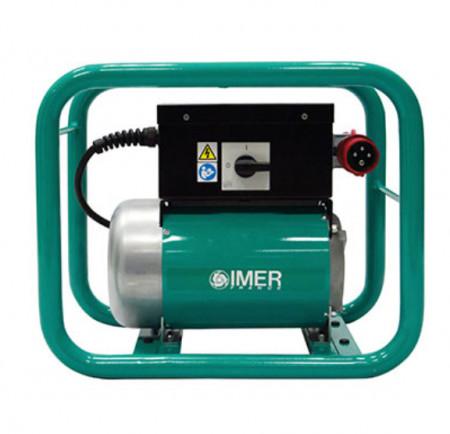 Vibrator (convertizor) de inalta frecventa IMER NW 0586, voltaj 400V, motor electric 2 kW