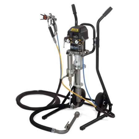 "Wagner Sistem pentru vopsit (atelier) Puma 28-40 Spraypack Cart, debit material 2.4 l/min., duza max. 0.023"""