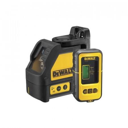 DW088KD Nivela laser cu detector de exterior DeWalt