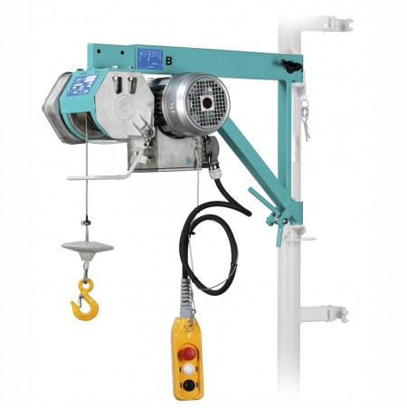 Electropalan IMER TRVK 200 N, sarcina maxima 200 kg, inaltime maxima 50 m, motor 230V, 1.1 kW