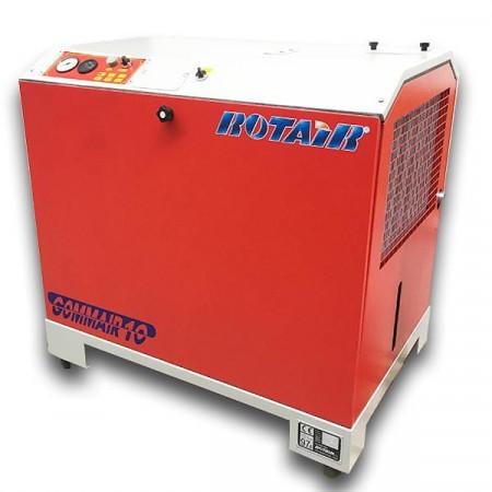 GOMMAIR 10-7, Motocompresor stationar 1.100 l/min