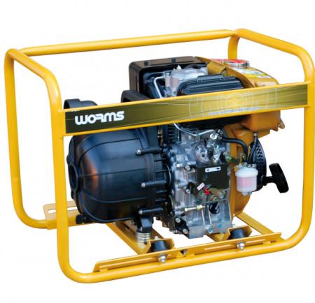 P 52 D, motopompa lichide speciale debit max 750 l/min
