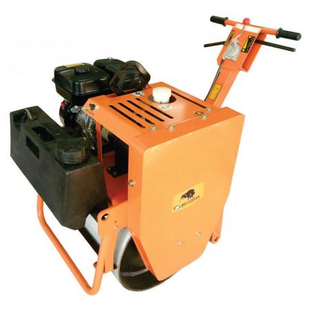 Cilindru vibrocompactor BISONTE CV300-H, 13.5 kN, motor Honda, benzina 5.5 cp, greutate 266 kg