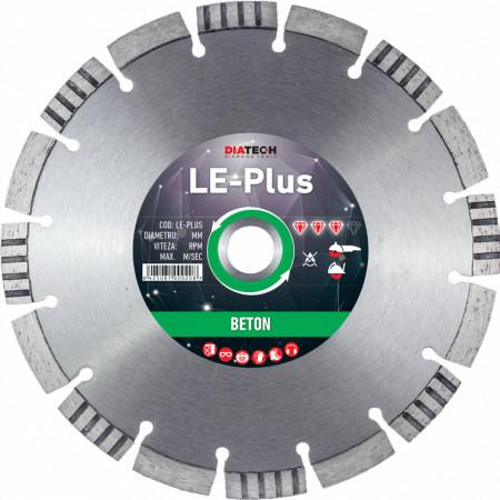 Disc diamantat beton Le-Plus