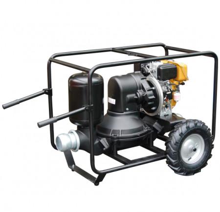 MECA 32 D, motopompa fluide foarte murdare si vascoase debit max 530 l/min