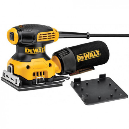 DWE6411 Slefuitor cu vibratii 230W DeWalt