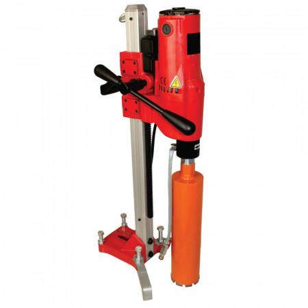 Masina de carotat BISONTE EC1500 , 1500W, diam. carota max. beton 80 mm