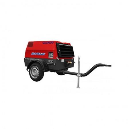 Motocompresor insonorizat ROATAIR MDVN 26K, debit 2500 l/min