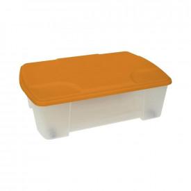 Cutie depozitare ARTPLAST Miobox cu capac transparent 560x390x180mm