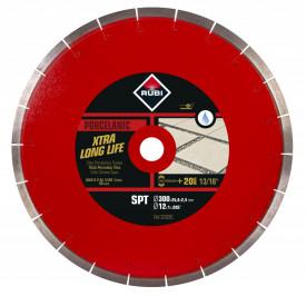 Disc diamantat pt. gresie portelanata 300mm, SPT 300 Premium - RUBI-32935