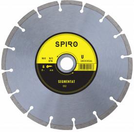 Disc diamantat segmentat SPIRO SSZ230