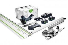 Festool Ferăstrău cu acumulator pentru materiale izolatoare ISC 240 HPC4,0 EB-Plus XL-FS