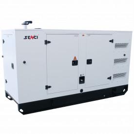 Generator stationar insonorizat SENCI SCDE 125YCS-ATS, 125 kVA, 400V, AVR, motor DieseL
