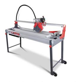 Masina de taiat gresie, faianta si placi 112cm, 1.5kW, DX-250 plus 1000 Laser & Level ZERO DUST 230V-50Hz. - RUBI-52900