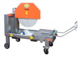 Masina de taiat materiale de constructii, 2.6 kW, disc 750mm, Manta TP 750 - Mondial