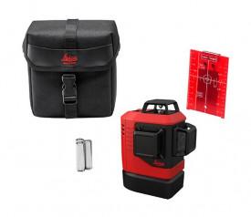 Nivela Laser multilinie 360°, Lino L6R - Leica (Continut:: Pachet de Baza (vezi continut in descriere))