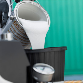 "Pompa airless cu piston Wagner ProSpray 3.20 HEA Spraypack skid, debit material 1,6 l/min, duza max. 0,021"""