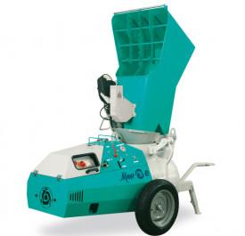 Pompa de sapa IMER Mover 190eb EVO, motor 230V, 2.2 kW, granulometrie 10/15 mm, cu paleta incarcare