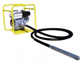 Vibrator de beton Technoflex Clasico - Honda