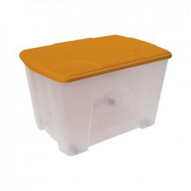 Cutie depozitare ARTPLAST Miobox cu capac portocaliu 560x390x350mm