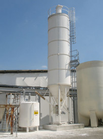 Instalatie pentru producerea laptelui de var - Statie pentru var lichid marca SAMI, Italia