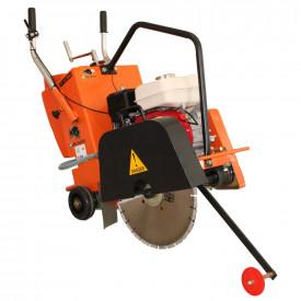 Masina de taiat asfalt MTA 400-H, motor Honda, benzina 6 cp, disc 400 mm