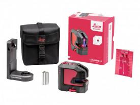 Nivela Laser cu linii in cruce, Lino L2 - Leica (Continut:: Pachet de Baza (vezi continut in descriere))