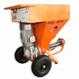 Pompa pentru gleturi si zugraveli BISONTE PCS-HP15, debit 6 l/min., motor 2200W