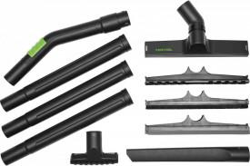 Set compact de curatenie pentru aspiratoare Festool D 27/D 36 K-RS-Plus
