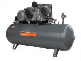 Compresor cu piston - Profesional 5,5kW, 880 L/min - Rezervor 500 Litri - WLT-PROG-880-5.5/500