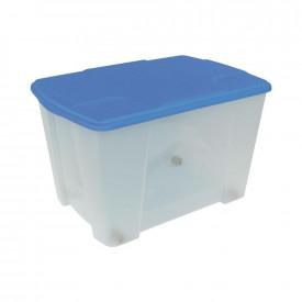 Cutie depozitare ARTPLAST Miobox cu capac albastru 565x390x350mm