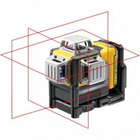 DCE089D1R Nivela laser DeWalt in cruce 3 raze 10.8V