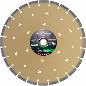 Disc diam. COMBO STAR 500