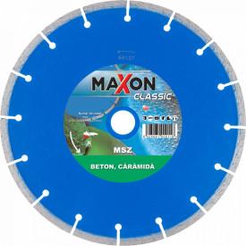 Disc diamantat segmentat MAXON MSZ125C