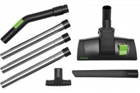Set de curatenie in renovari de zidarie pentru aspiratoare Festool D 36 RS-M-Plus