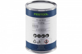 Adeziv PU natur pentru masina de aplicat cant Festool Conturo PU nat 4x-KA 65
