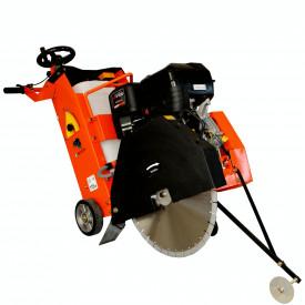 Bisonte Masina de taiat asfalt MTA501-B&S, motor Briggs & Stratton, benzina, 13.5 cp, greutate 136 kg