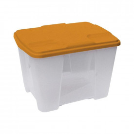 Cutie depozitare ARTPLAST Miobox cu capac portocaliu 390x290x272mm