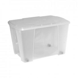 Cutie depozitare ARTPLASTMiobox cu capac transparent 560x390x350mm